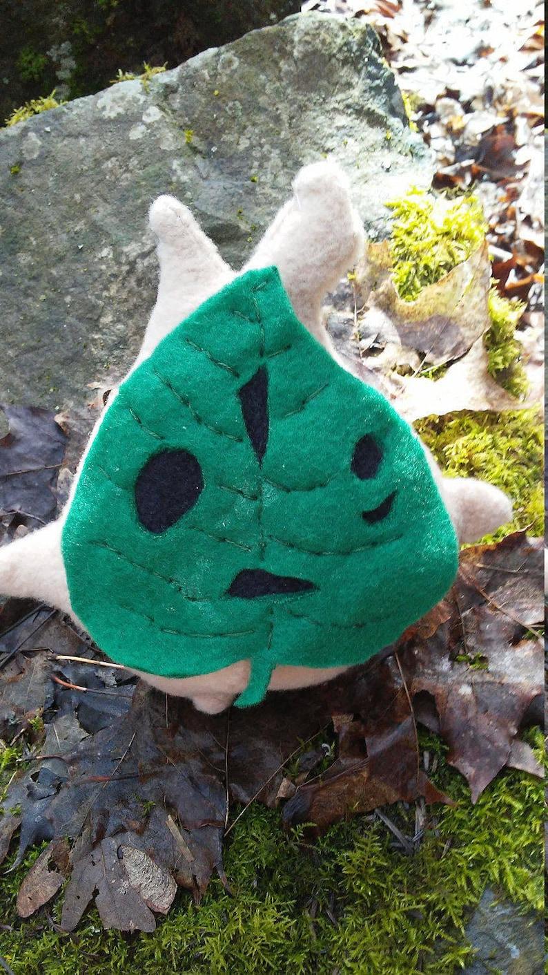48c7eefe582a Makar Made to Order Makar Plush Stuffed Korok from The | Etsy