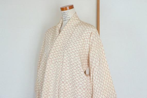 Vintage Kimono /// Kimono Robe, Kimono Gown, gown,