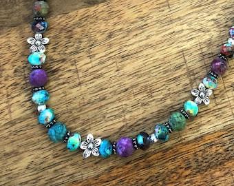 Summer Splash Necklace