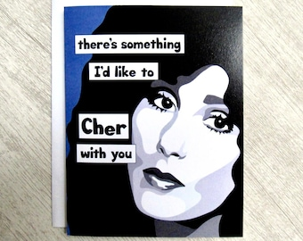 Cher Card, Cher With You