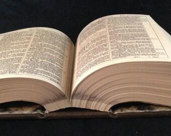 King james bible | Etsy