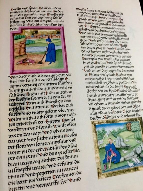 The Furtmeyr Bible, 1465 Ce
