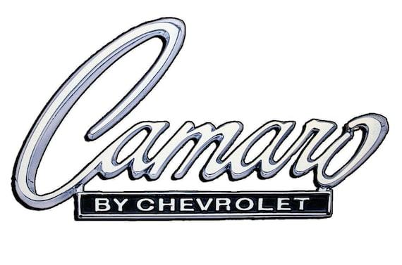Camaro Emblem!!!