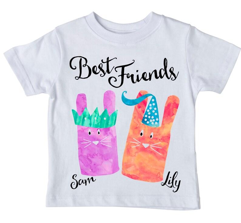 9ed6d189e Best Friend Shirt Set best friend shirts bff shirts Friend