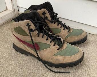 Nike hiking boots Etsy  Etsy