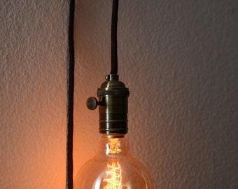 Wandpendellampe I // suspended lamp I