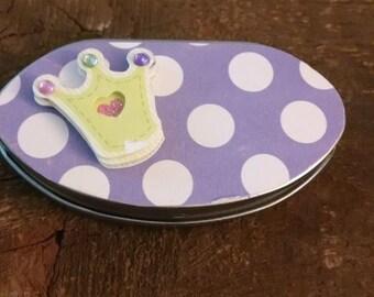 Princess Tooth Fairy Box, toothfairy box