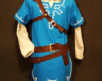 The Legend of Zelda - Breath of Wild - Link Cosplay - Smash Bros Ultimate