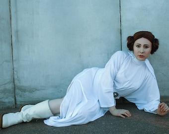 Star Wars Princess Leia Organa Cosplay Costume Custom Made
