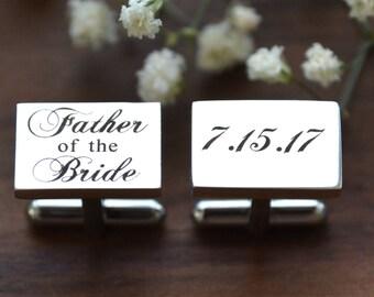 Wedding Cufflinks, Groomsman Cufflinks Personalized, Groomsmen Cufflinks, Groom Cufflinks, Personalized Cufflinks, Custom Cufflinks