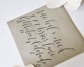 CALLIGRAPHY | Style A