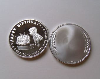Custom coin | Etsy