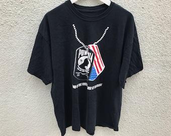 Vintage POW MIA Remember Our Fallen T-shirt