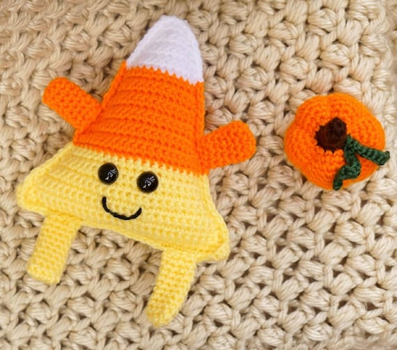 Stuffed Candy Corn Children's Toy