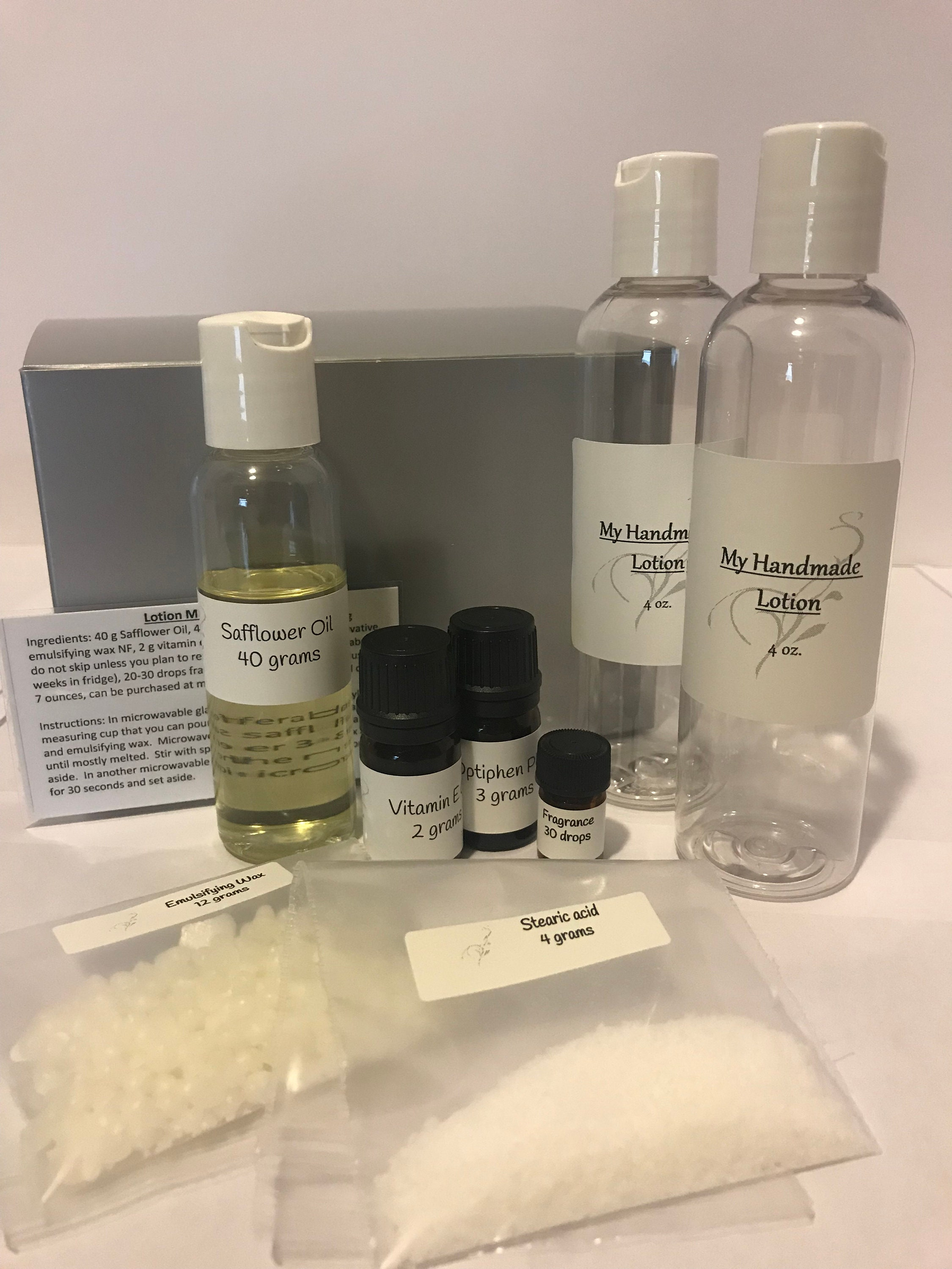 Lotion Making Kit