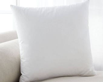 Feather - Down Square Pillow Insert