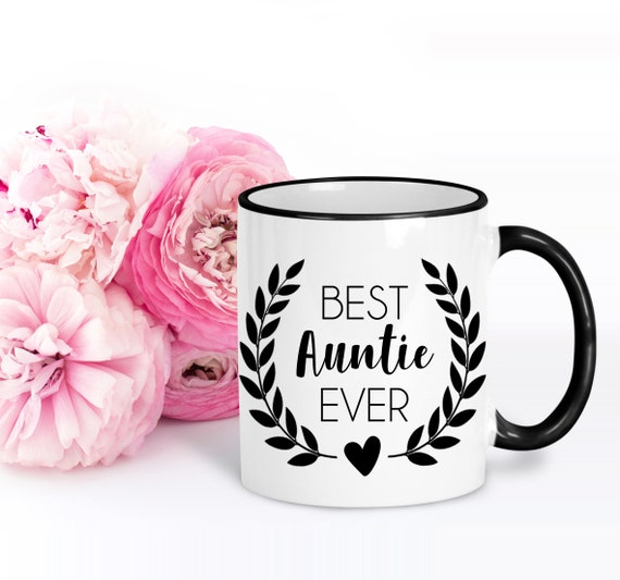 Best Auntie Ever Best Aunt Ever Gifts For Aunts Aunt Gift