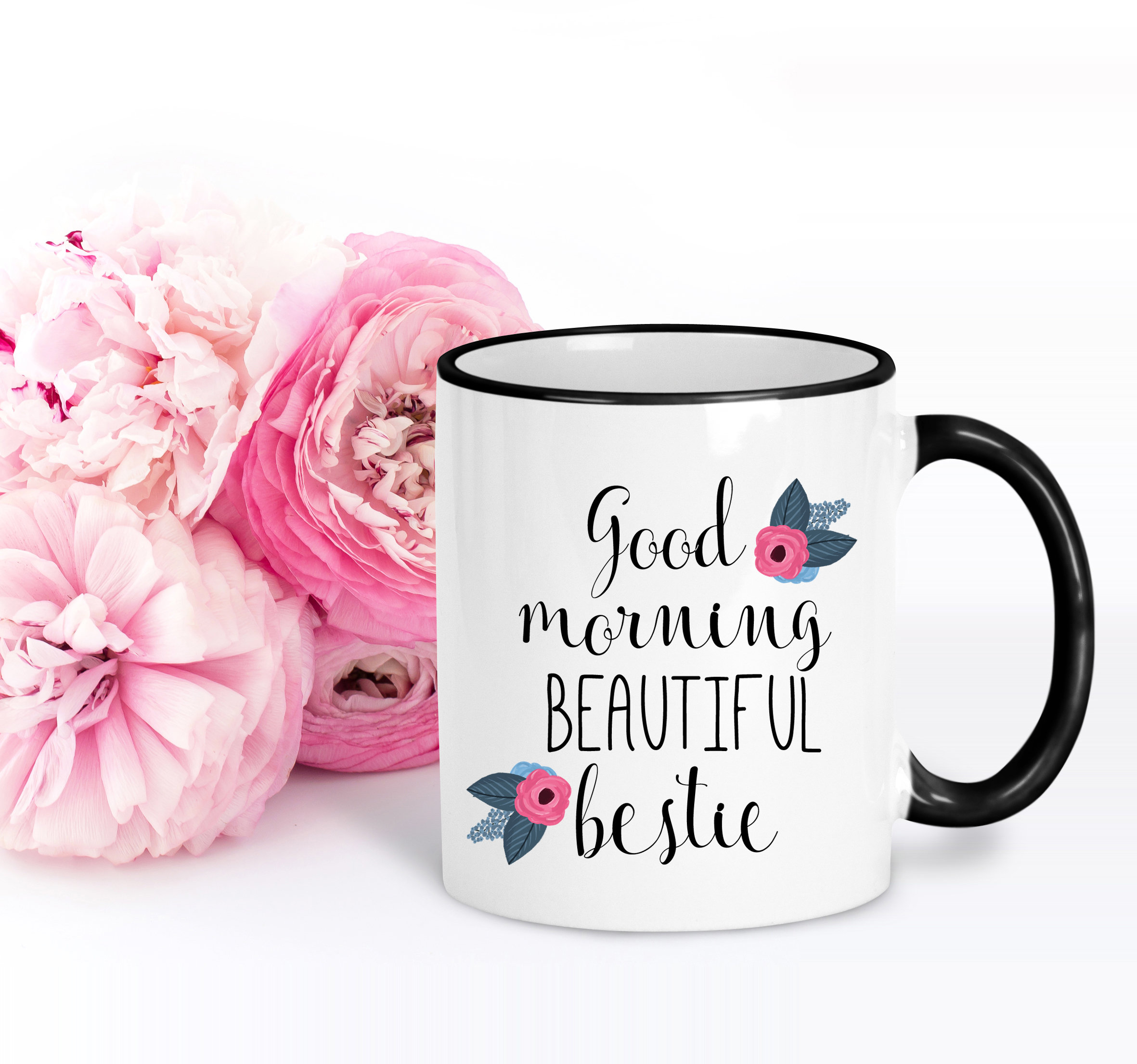 Best Friend Gift Good Morning Beautiful Bestie   Etsy