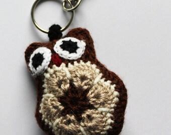 African Flower Owl Etsy