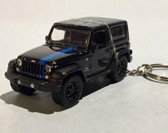 Jeep keychain | Etsy