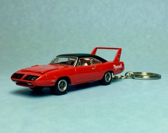1970 Plymouth Superbird Red Rocket ** Johnny Lightning Zingers 1:64 *SALE*