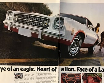 1965-66 Original Mustang Center Horn Button vintage | Etsy