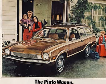 Ford Pinto Etsy