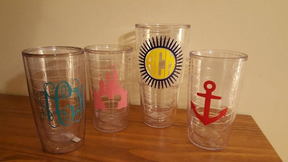 Personalized Tervis Tumbler Etsy