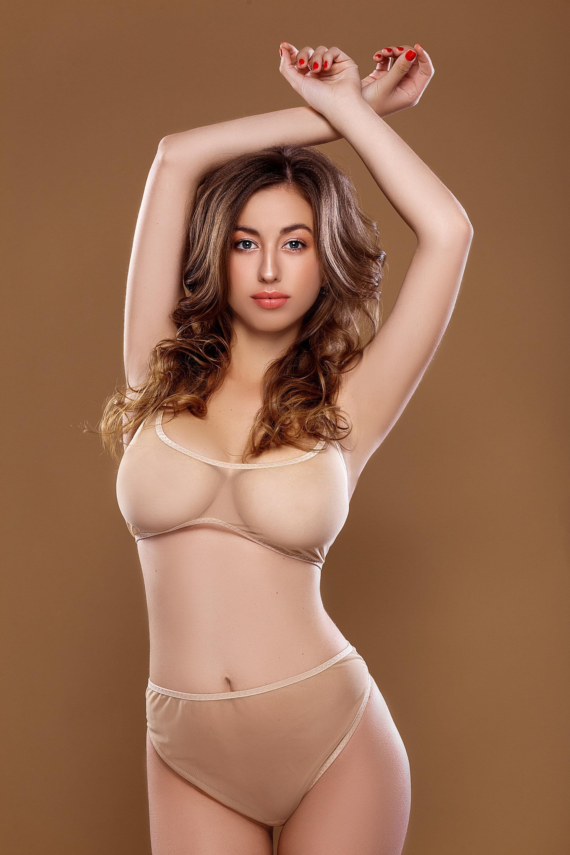 Naked bras