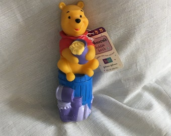 Winnie the Pooh Bubble Bath Soaky, Vintage, Full