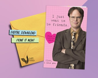 Dwight And Angela Etsy