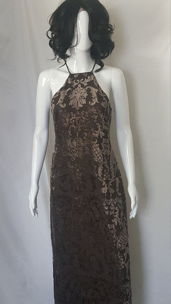 Embroidered Dress - image 2