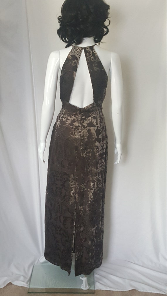 Embroidered Dress - image 4