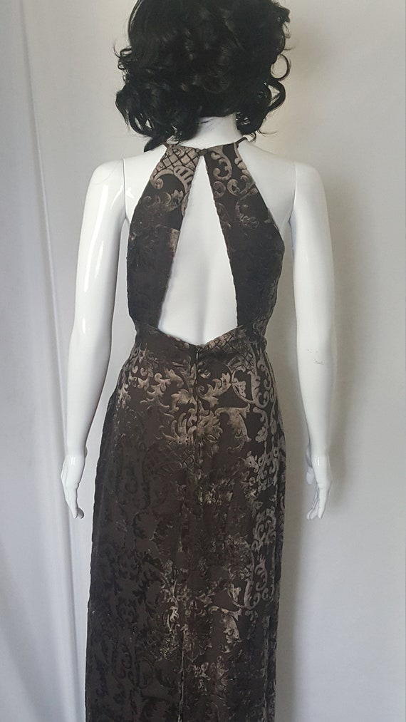 Embroidered Dress - image 5