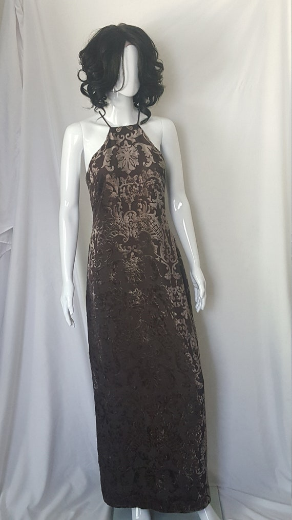Embroidered Dress - image 3