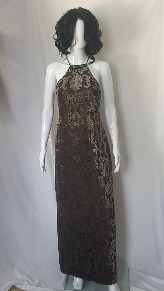 Embroidered Dress - image 6
