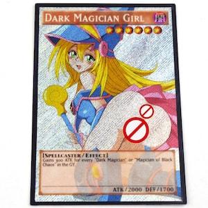 Yu-Gi-Oh Dark Magician Girl ORICA
