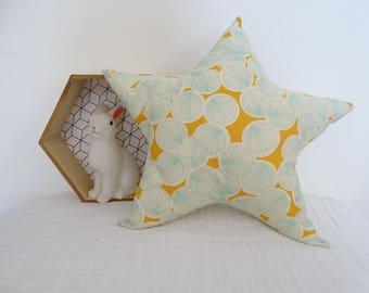 Star cushion (size M)