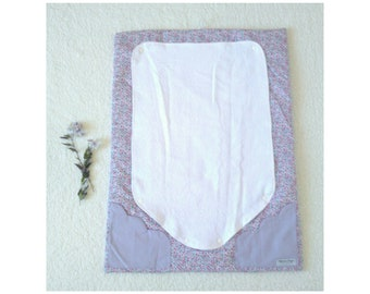Changing pad Nomad - to order - fabrics to choose from-birthday gift