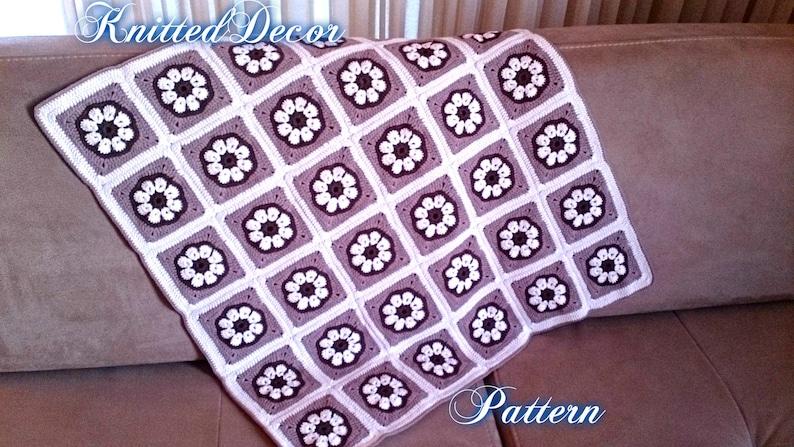 Free Crochet Pattern Free Crochet Baby Blanket Pattern Blanket Etsy