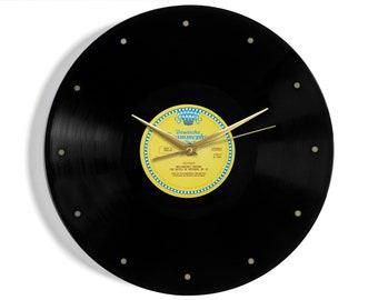 "Beethoven ""Wellington's Victory"" Vinyl Record Wall Clock"