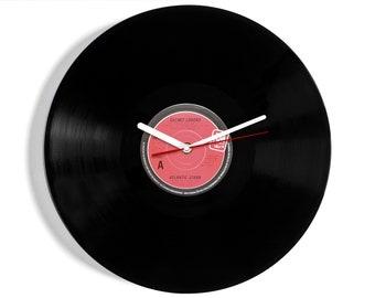 """Atlantic Starr """"Secret Lovers"""" Vinyl Record Wall Clock"""