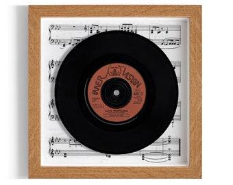 "Wham! ""Club Tropicana"" Framed 7"" Vinyl Record"