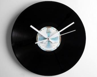 "Stevie Wonder ""Characters"" Vinyl Record Wall Clock"