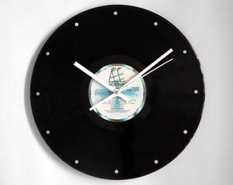 "Commodores ""In The Pocket"" Vinyl Record Wall Clock"