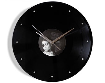 "Gabrielle ""I Wish"" Vinyl Record Wall Clock"