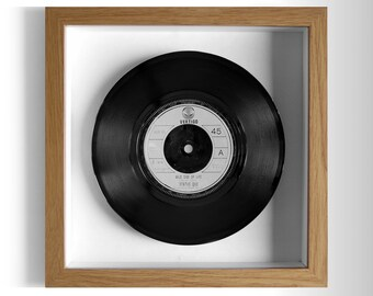 "Status Quo ""Wild Side Of Life"" Framed 7"" Vinyl Record"