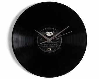 "Beach Boys ""Golden Greats"" Vinyl Record Wall Clock"