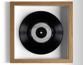 """Kool & The Gang """"Celebration"""" Framed 7"""" Vinyl Record"""