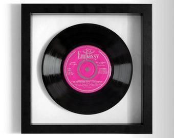 "Tchaikovsky ""Nutcracker"" Framed 7"" Vinyl Record"